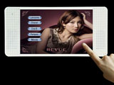 9  inches Touch LCD Digital Signage Advertising player